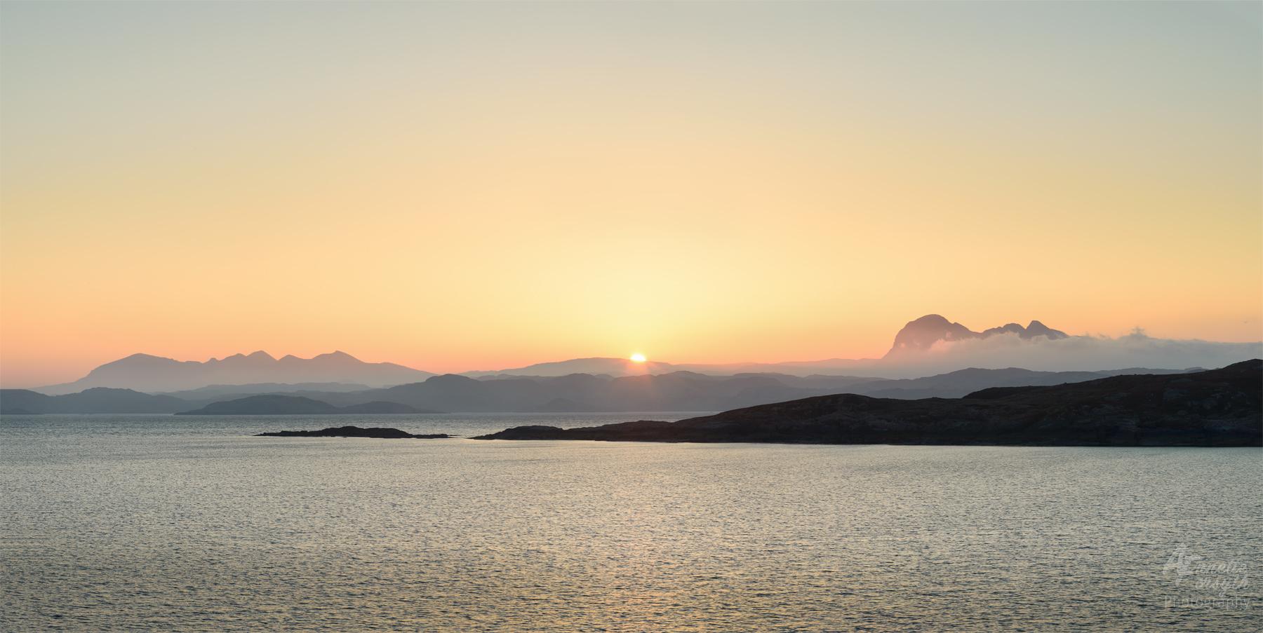 Assynt Sunrise