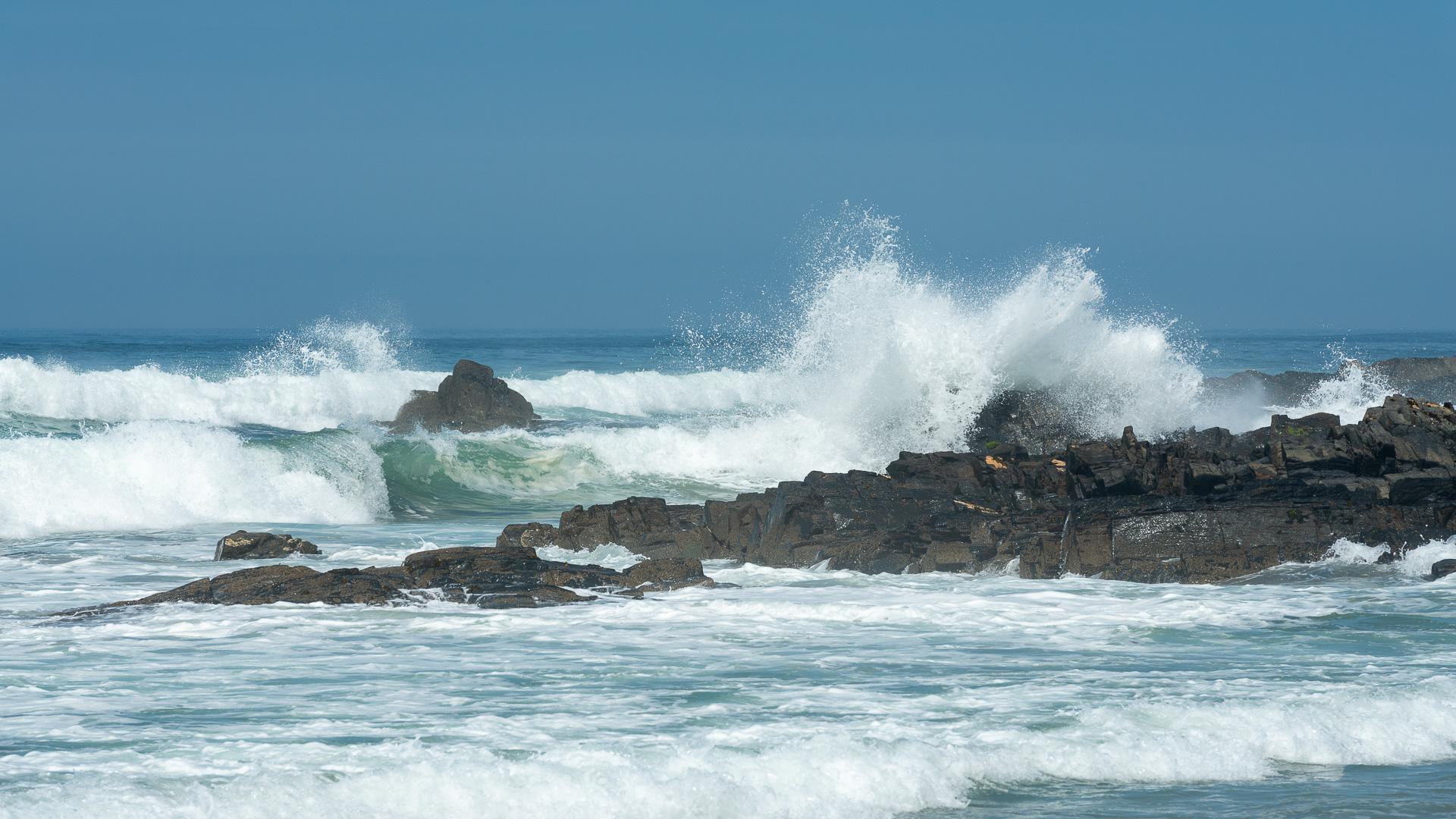 Saligo Bay Waves, Islay