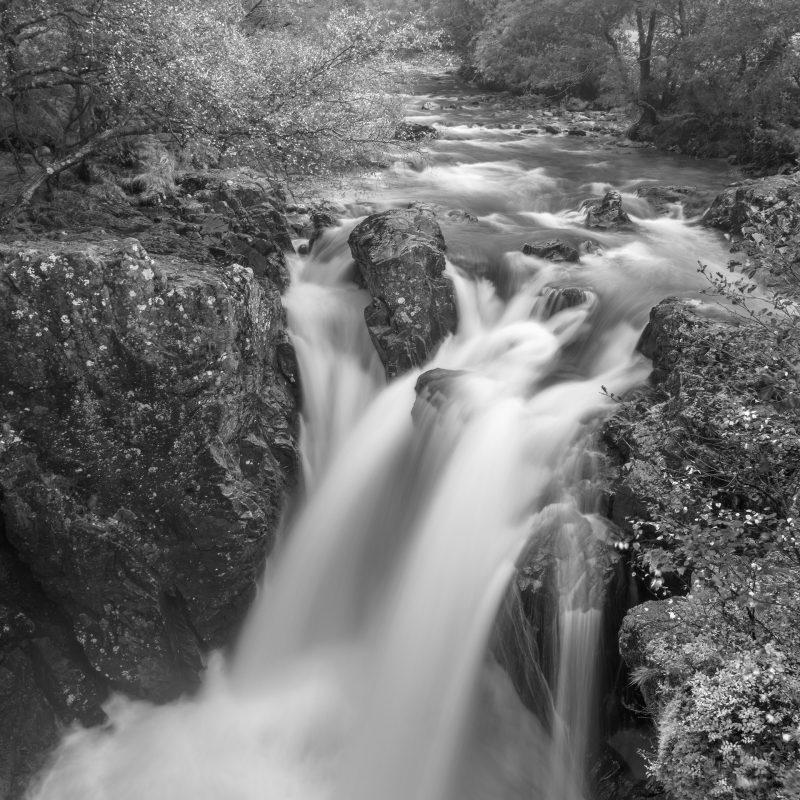 Glen Nevis Falls