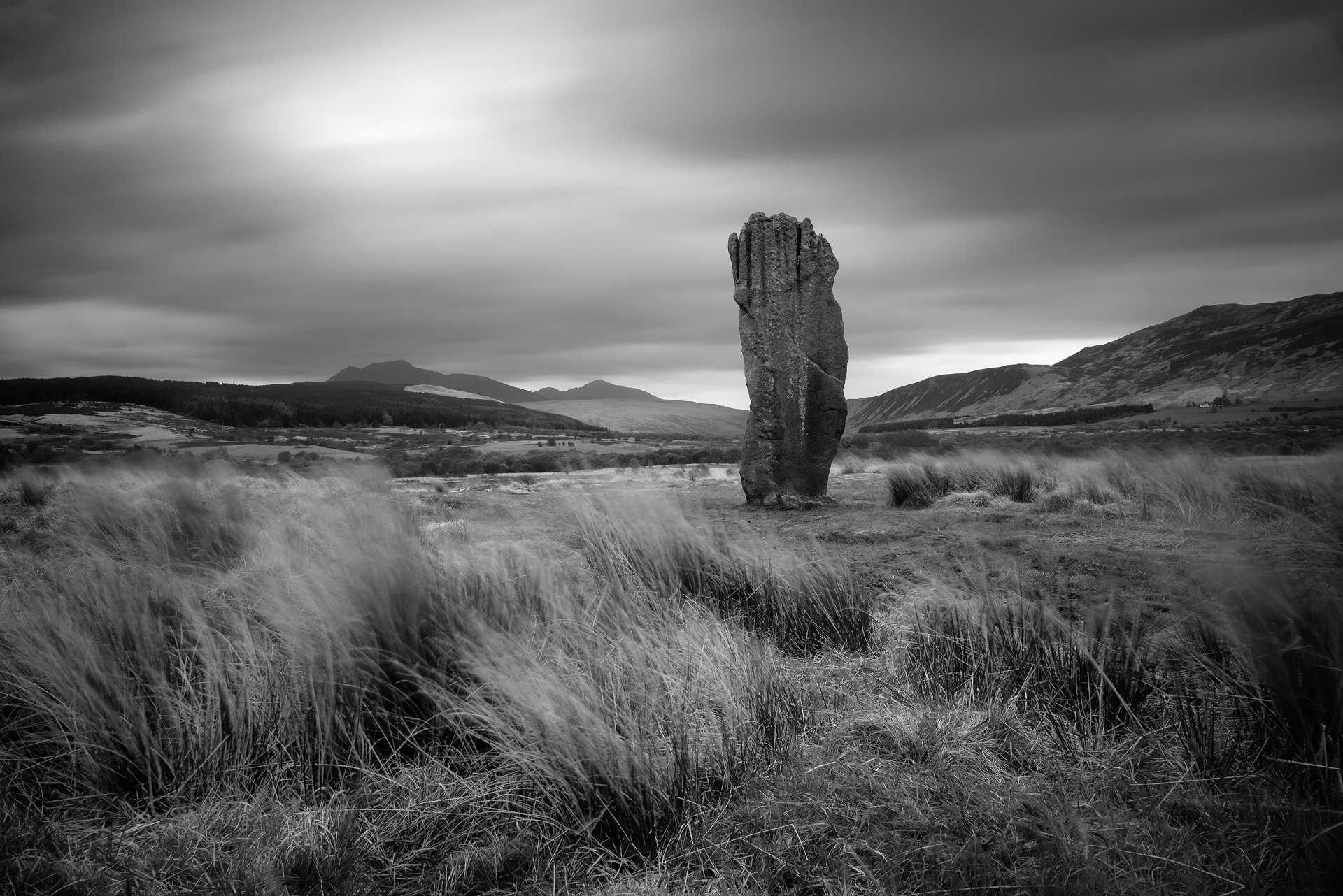 Machrie Sentinel, Isle of Arran