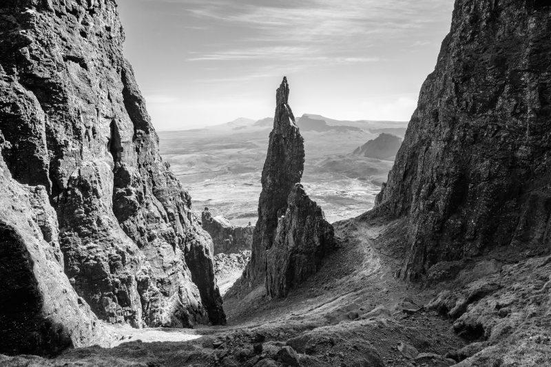 The Needle, Quiraing, Isle of Skye