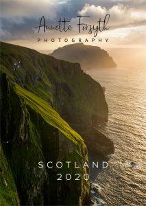 Calendar 2020 Cover - Annette Forsyth Photography