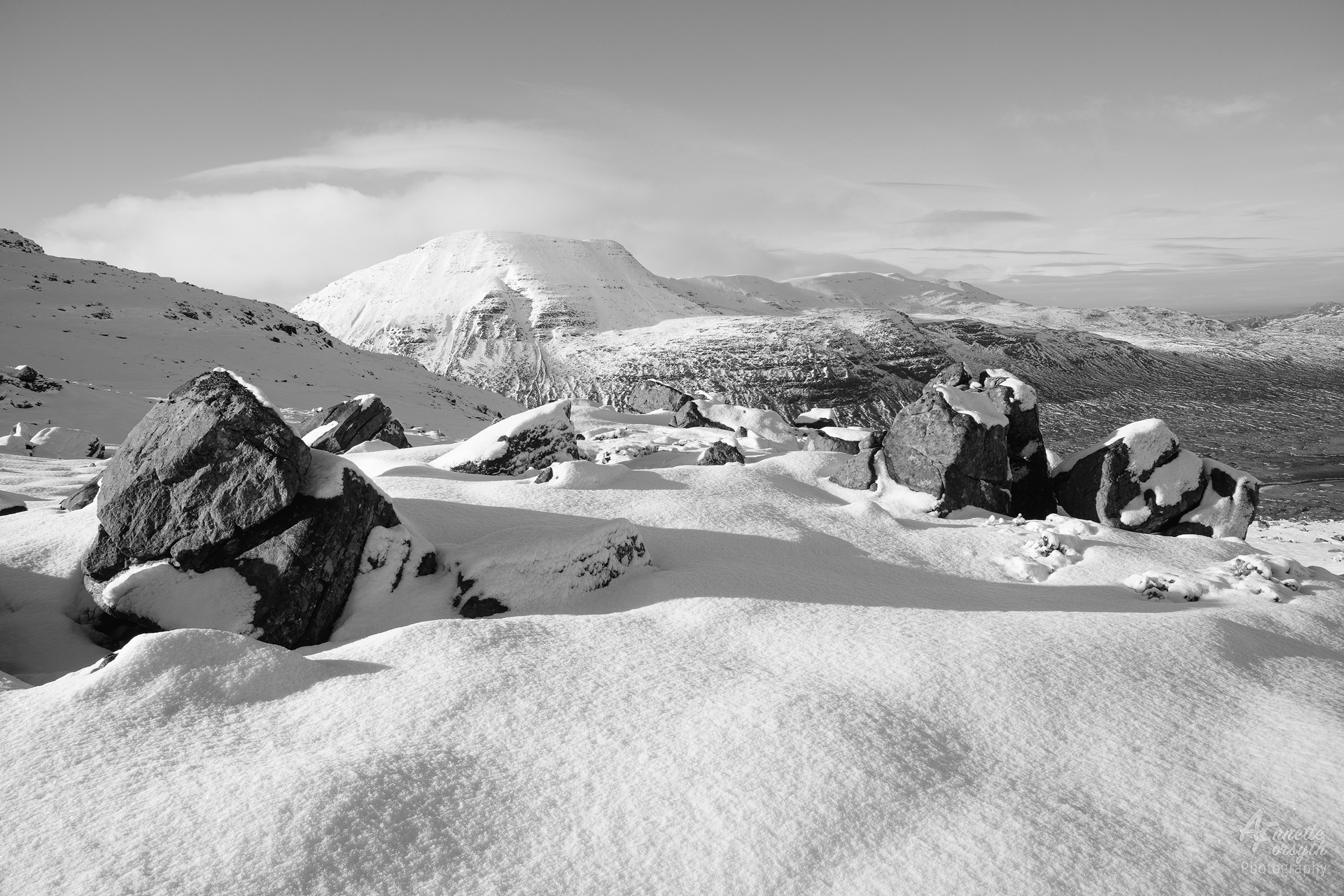 Into the Torridon Wilderness, Beinn an Eoin