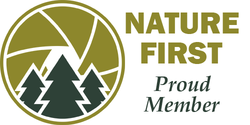 Nature First Proud member logo