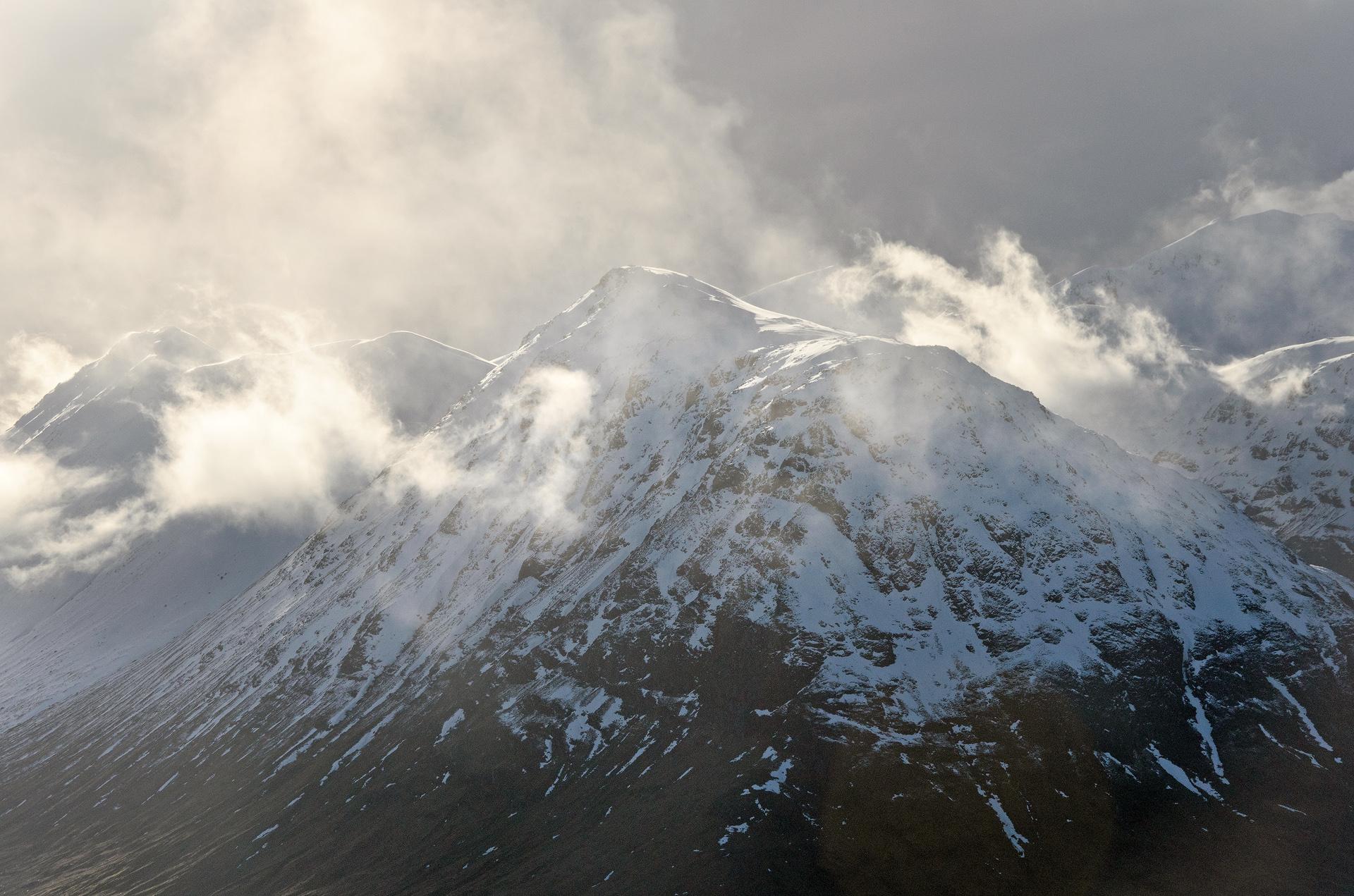 Clearing Cloud, Glencoe