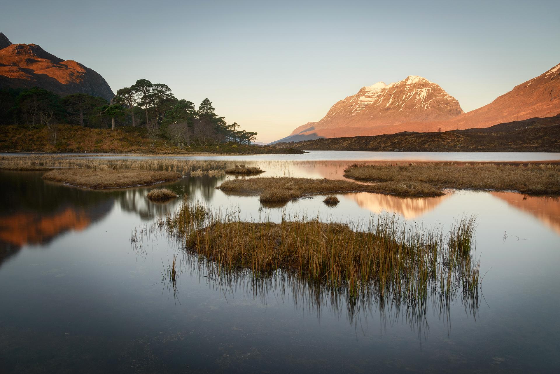 Loch Clair Sunrise