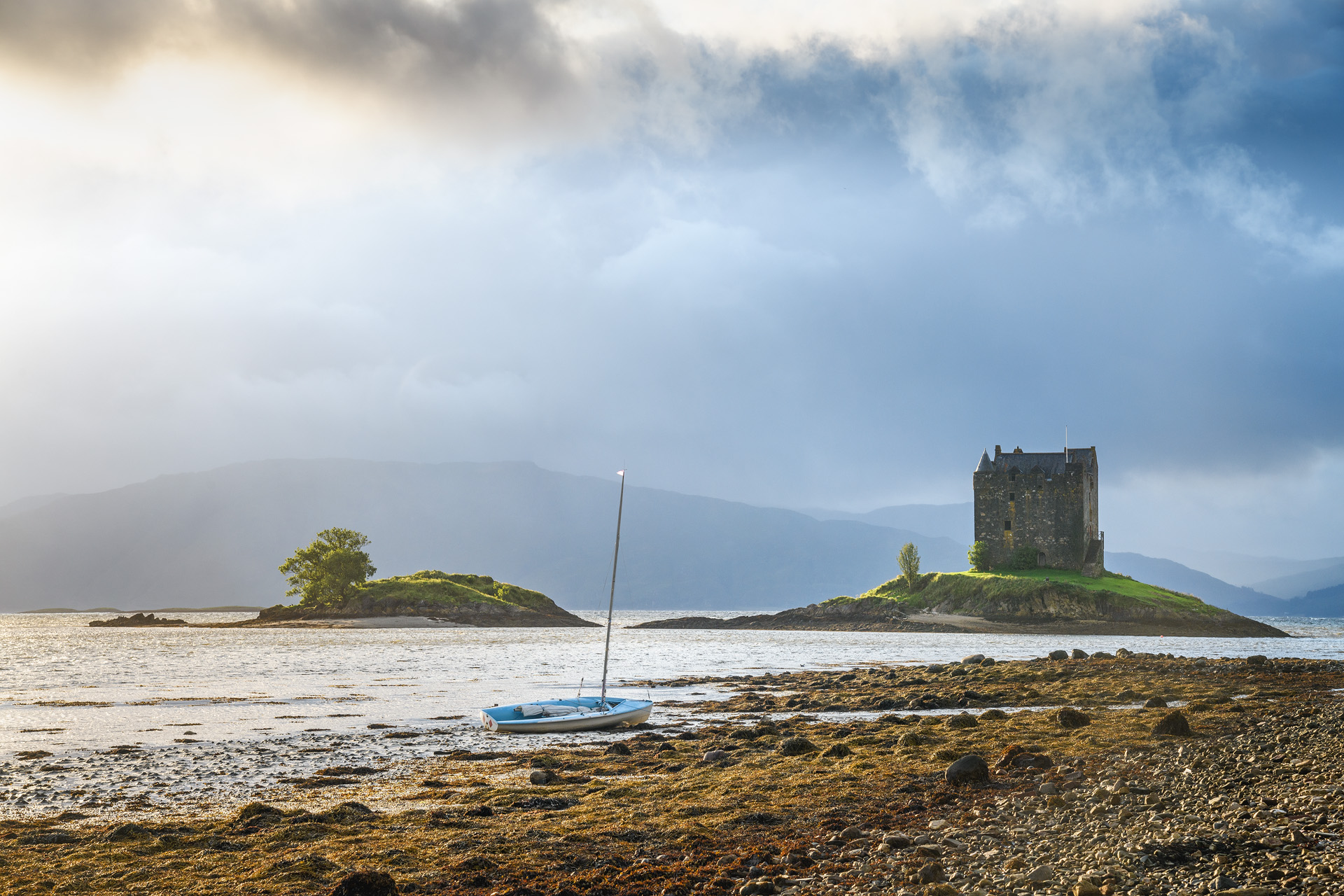Sunshowers, Castle Stalker