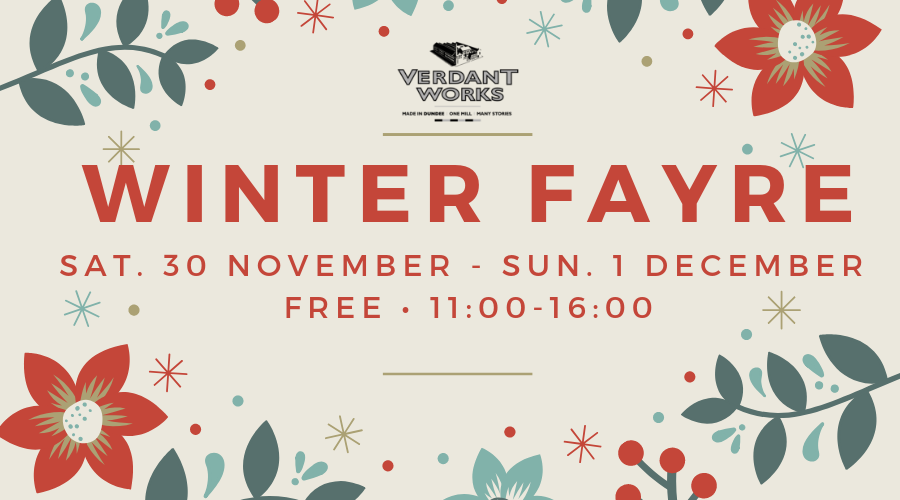 Verdant Works Winter Fayre