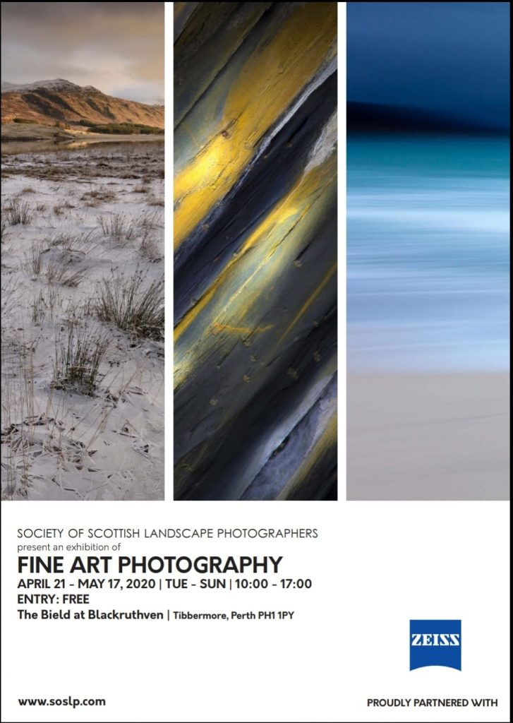 Fine Art Landscape Photography Exhibition at the Bield 20