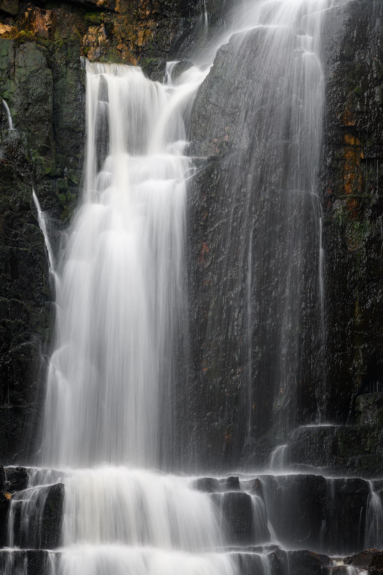 Waterfall Detail Study