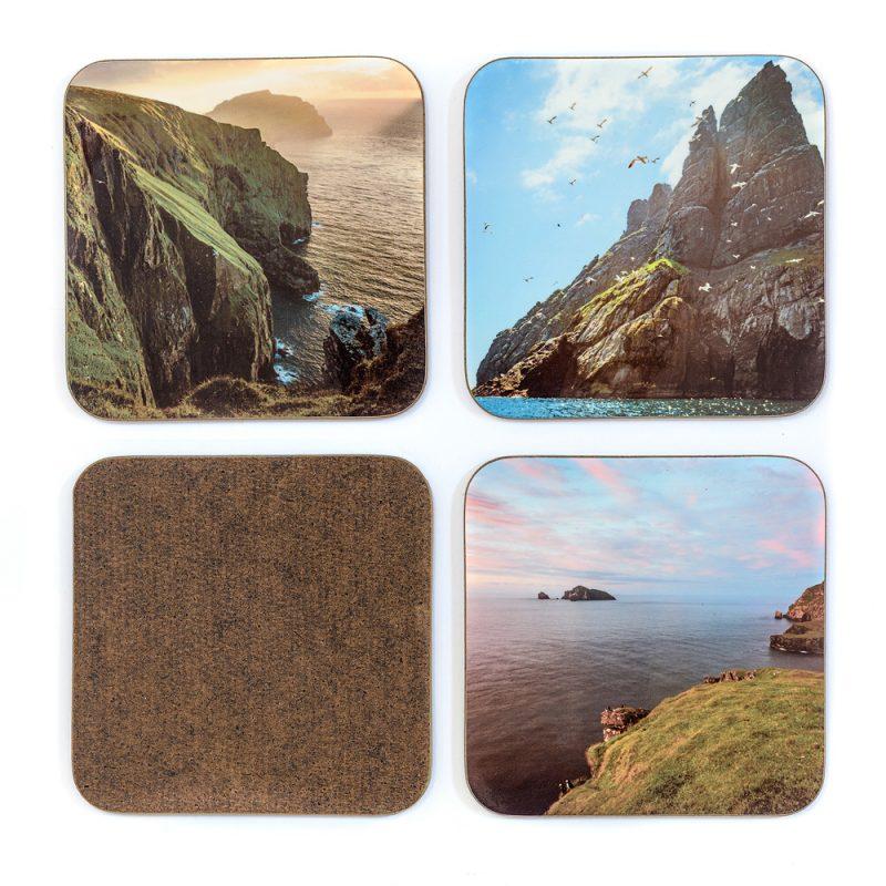 St. Kilda Coasters - Set 1 back
