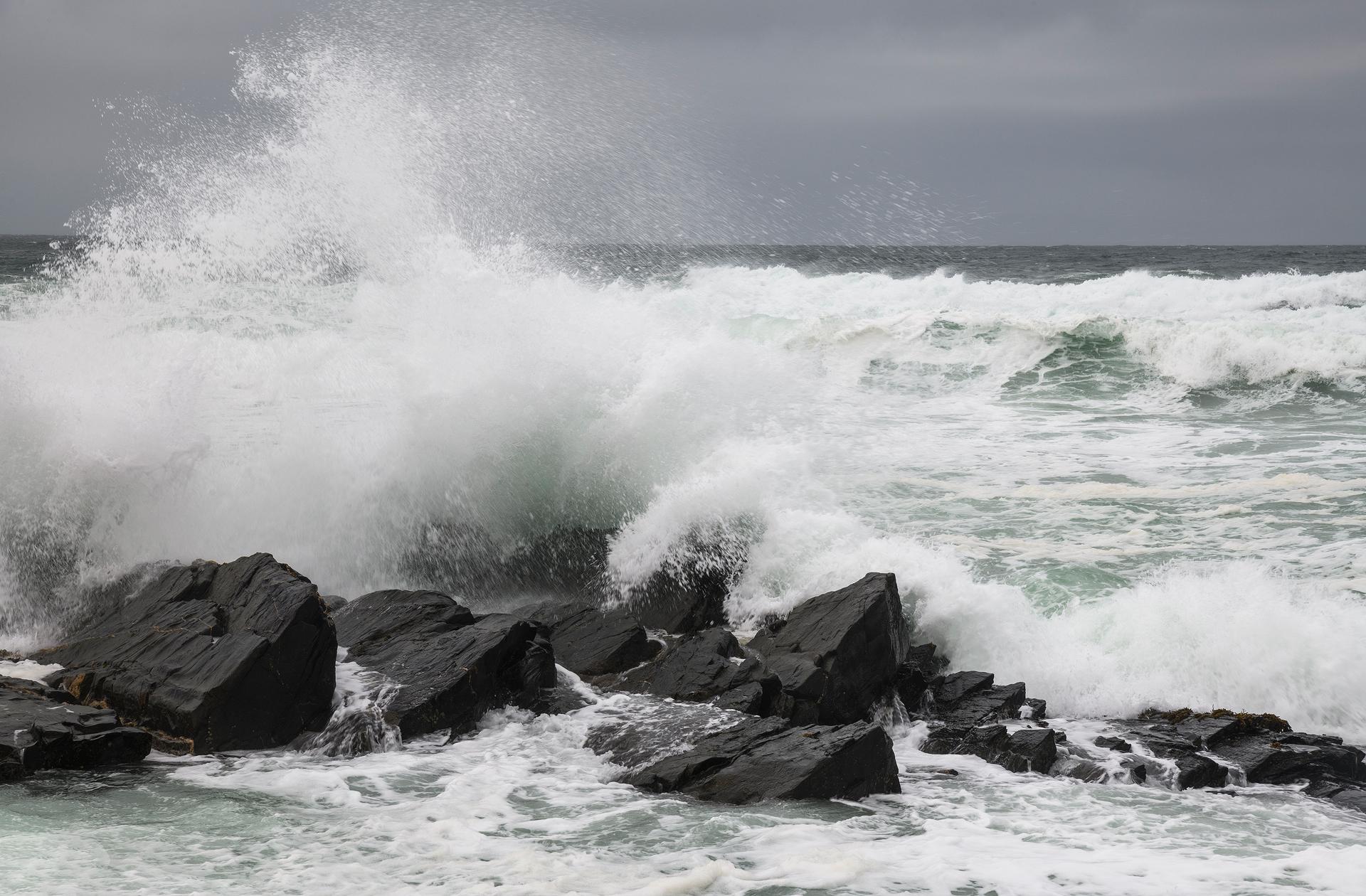 Angry Seas, Islay