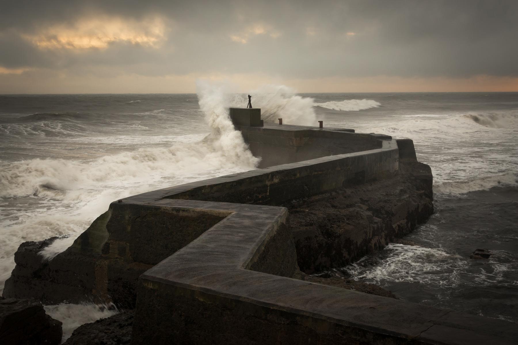 Breaking Wave, St. Monans