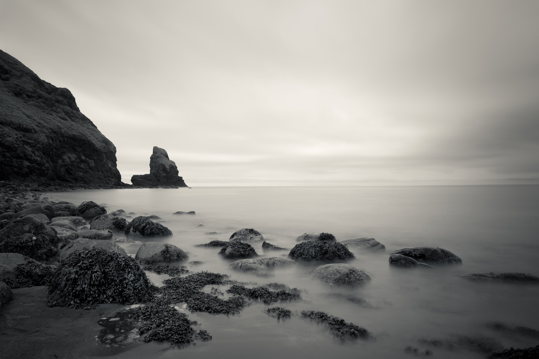 Gloomy Day, Talisker Bay