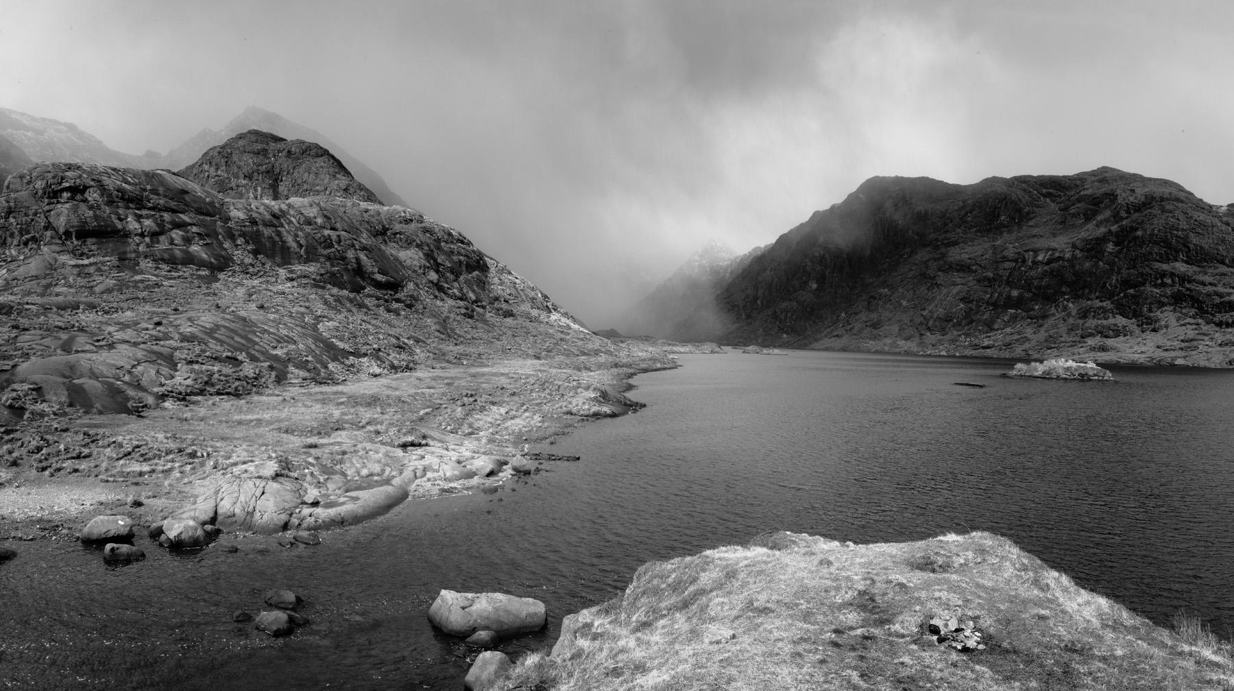 Loch Coruisg mono