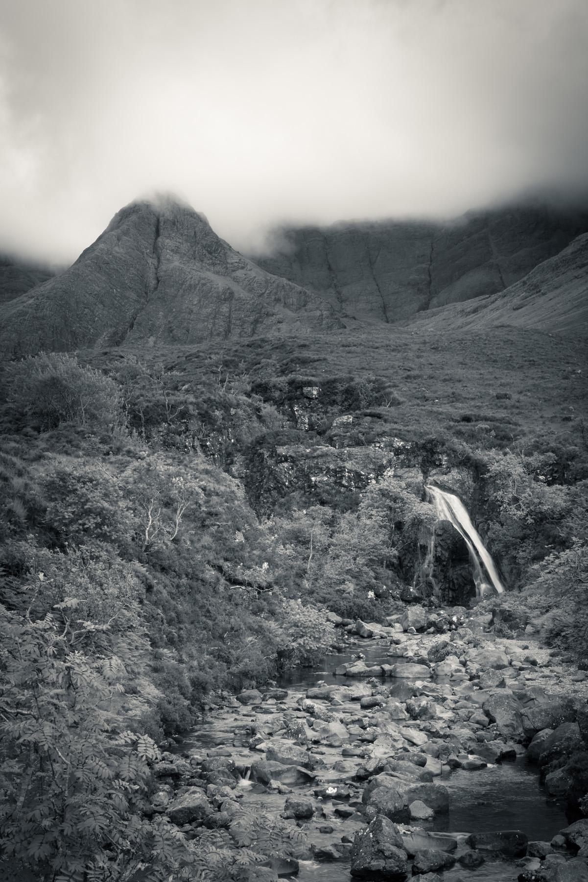 Moody Pools, Isle of Skye