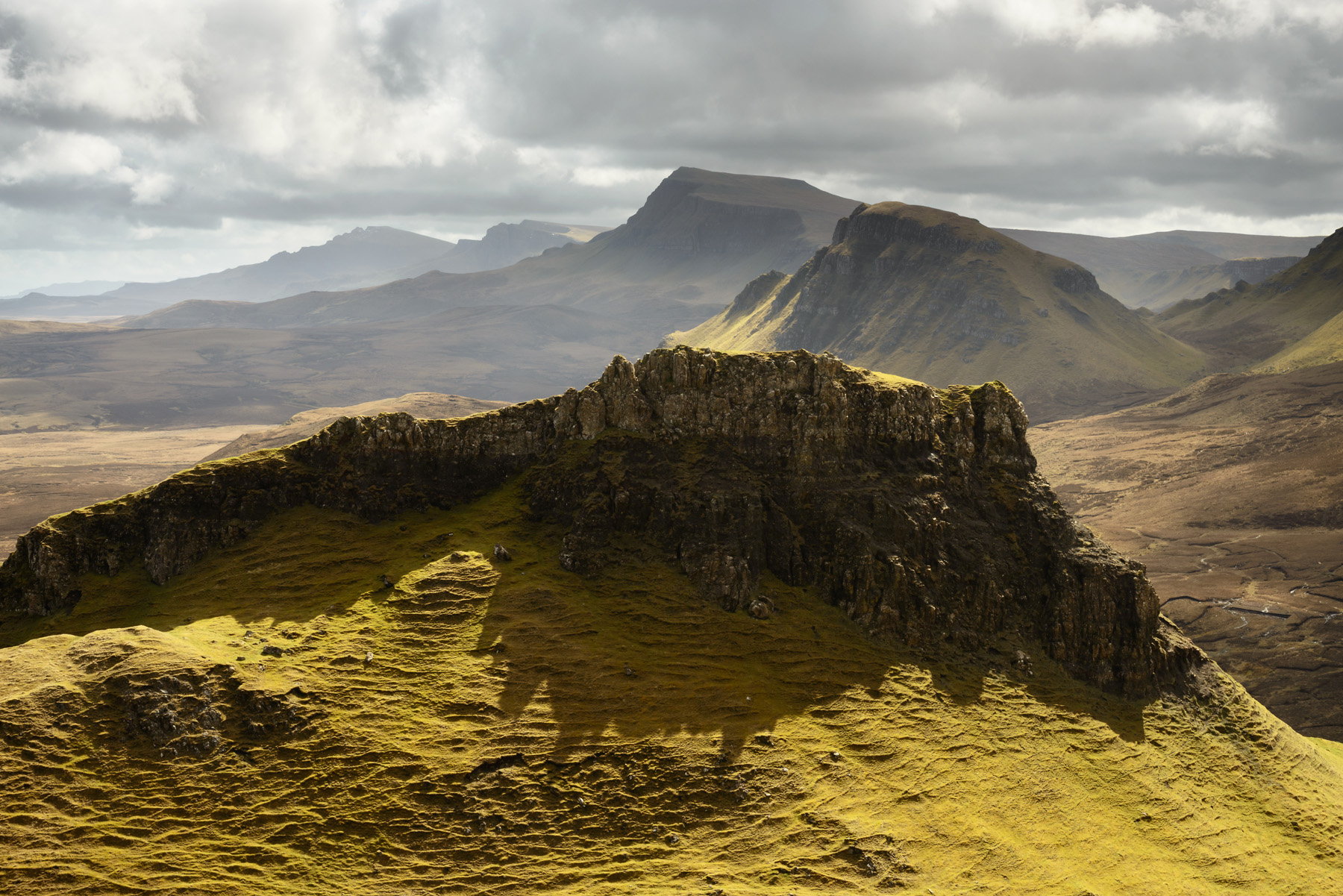 Quiraing Teeth