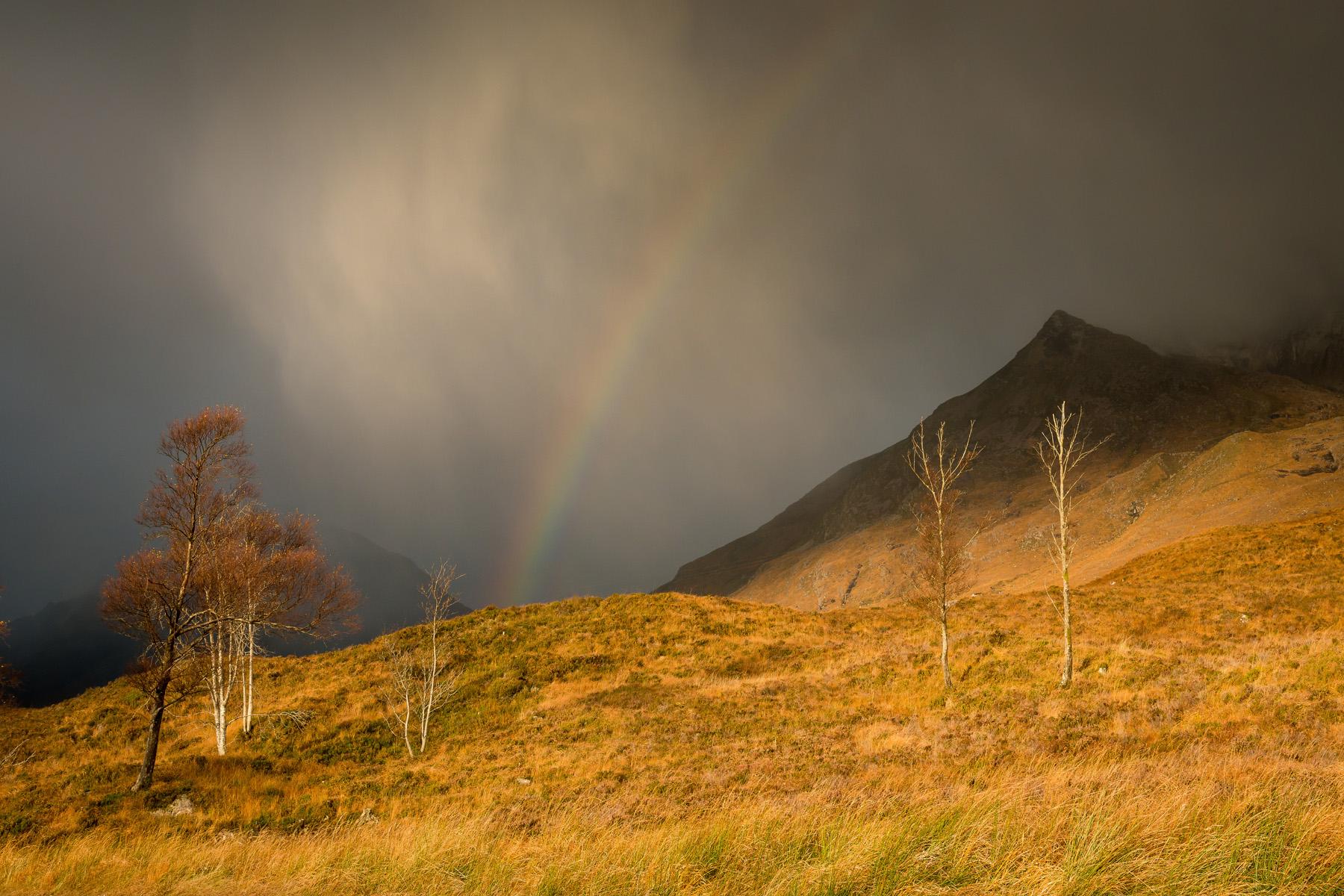 Snowbow, Torridon