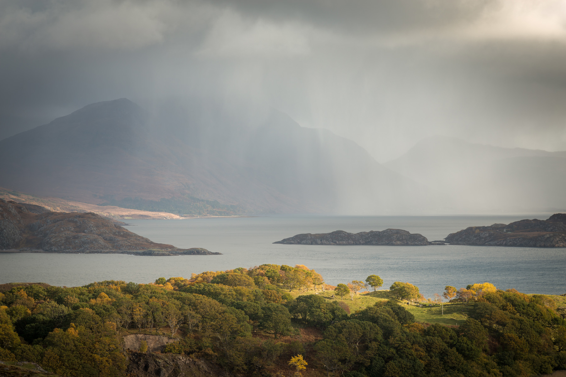 Sun Showers, Applecross