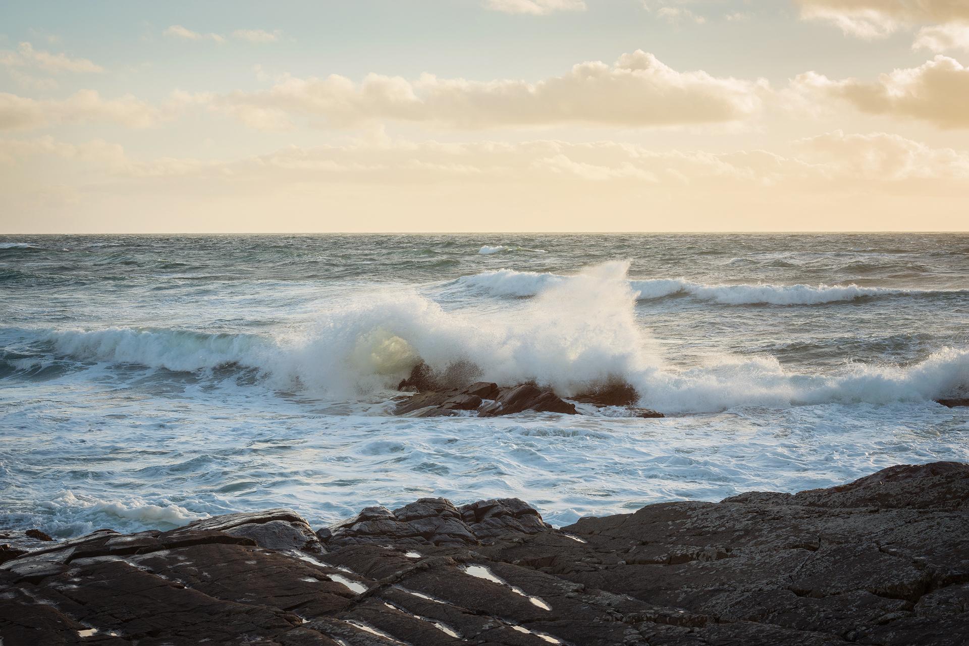 Sunset Breaker, Islay