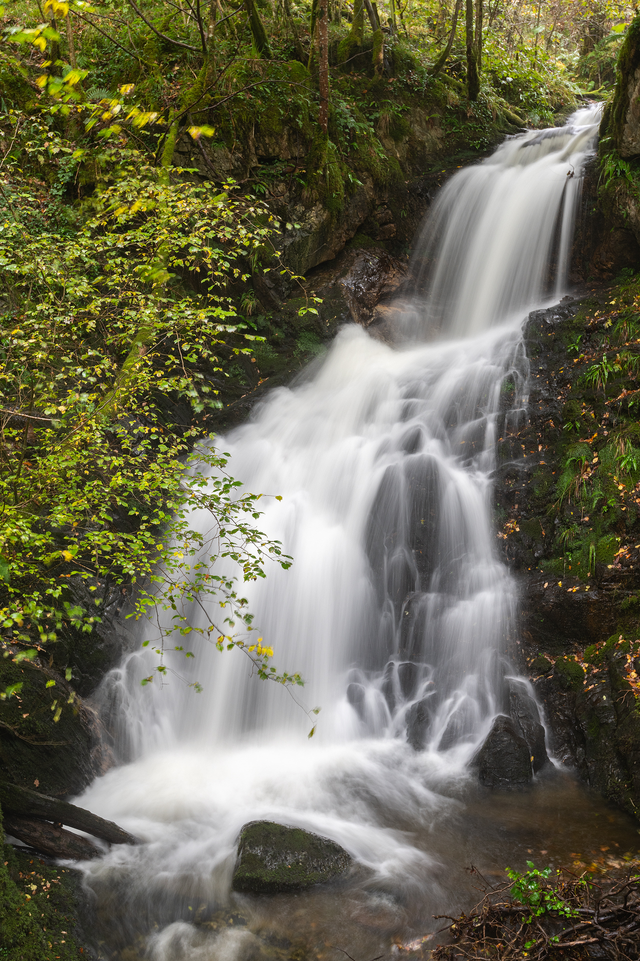 Glen Creran Waterfall