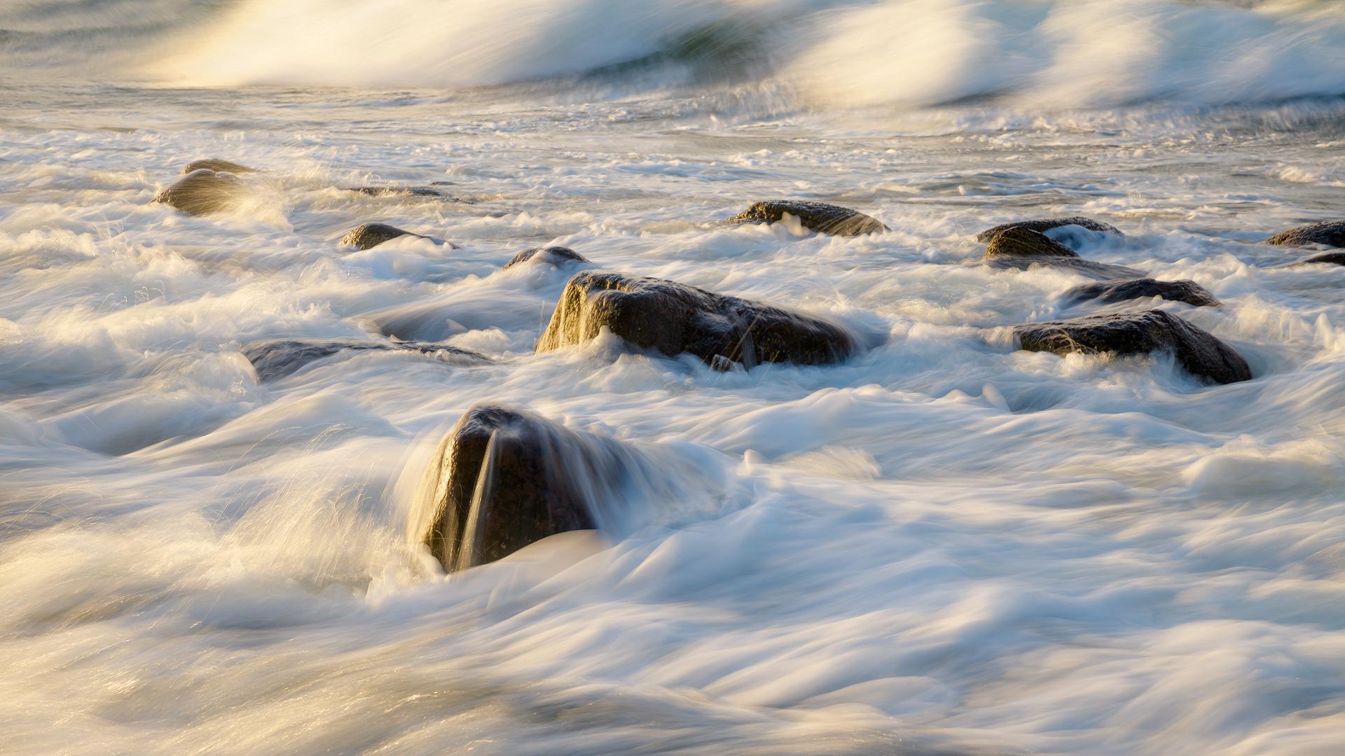 Morning tides, Gairloch